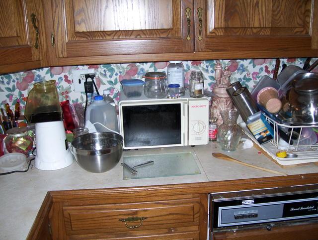 Kitchen 4 Before